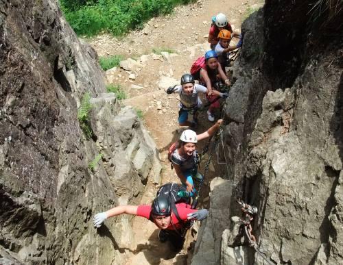 Klettersteig Todtnau : Tour todtnauer klettersteig im schwarzwald youtube